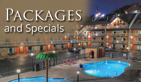 Crossroads Inn and Suites Hotel Specials and Packages